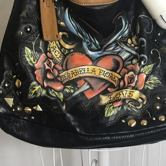 Isabella Fiore Handbags - Isabella Fiore Pease Love Purse